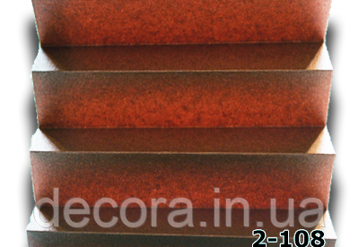 Жалюзі плісе faliero metalic 2-1088