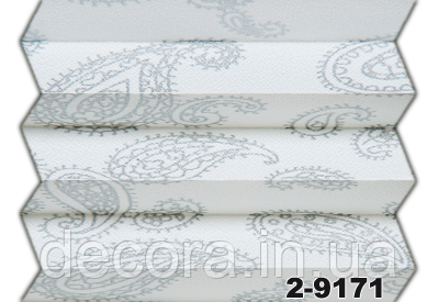 Жалюзі плісе interieur print 2-9171