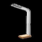 Настільний світильник LED Intelite Desklamp GLASS 8W (DL5-8W-TRL), фото 2