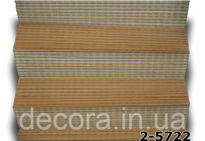 Жалюзі плісе nabuco 2-5722, фото 2