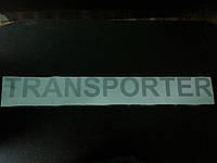 Автомобильная наклейка на стекло Volkswagen Transporter