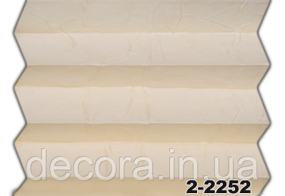 Жалюзі плісе oslo pearl 2-2252, фото 2