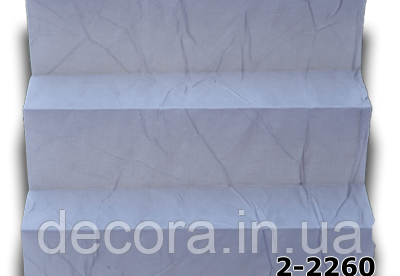 Жалюзі плісе oslo pearl 2-2260, фото 2