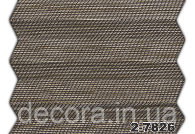 Жалюзі плісе pasodoble 2-7826