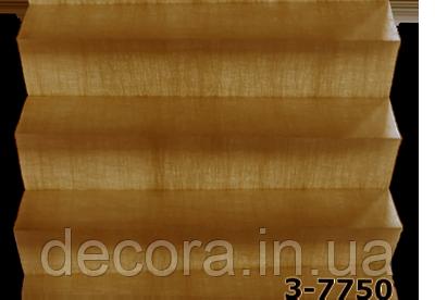 Жалюзі плісе gioconda 3-7750