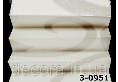 Жалюзі плісе micado print 3-0951