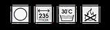 Жалюзі плісе screen 3-7100, фото 2