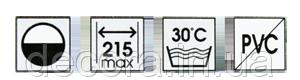 Жалюзі плісе gioconda print 4-301, фото 2