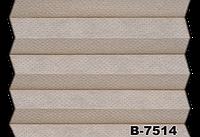 Жалюзі плісе madison duotone B-7514