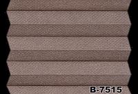 Жалюзі плісе madison duotone B-7515