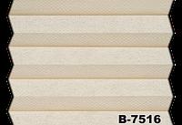 Жалюзі плісе madison duotone B-7516
