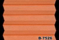 Жалюзі плісе madison duotone B-7526