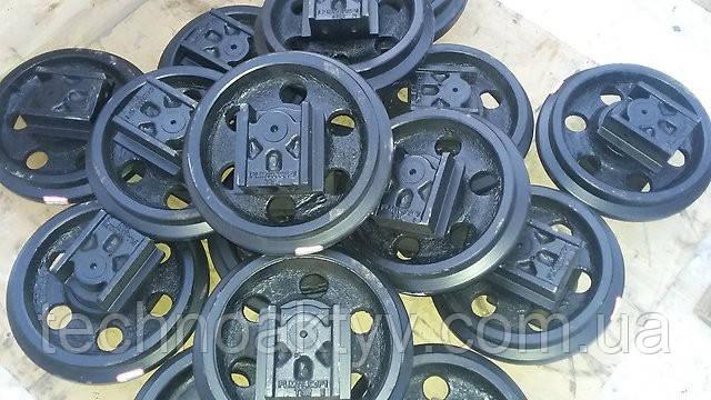 Направляющие (натяжные) колеса - ленивец KUBOTA KX101, KX121-2, KX161.2, KH191, KH027