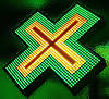 Аптечный крест 700х700