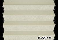 Жалюзі плісе cancan fulltone C-5512