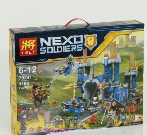 Конструктор Nexo Knights 79241 Мобильная крепость Фортрекс