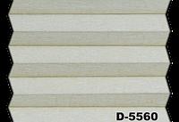 Жалюзі плісе charlestone blackout D-5560