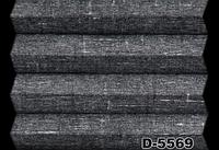 Жалюзі плісе charlestone blackout D-5569