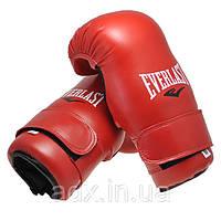 Перчатки Everlast для таэквондо ITF  M, Красный