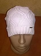 Демисезонна шапка для девочек