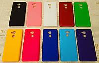 Чехол накладка бампер для Xiaomi RedMi 4 Prime (10 цветов)