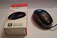 Мышка оптическая DL-M01 Optical Mouse USB, компьютерная проводная мышь