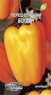 Семена перца сладкого Богдан