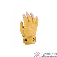 Перчатки Black Diamond Stone Жёлтый XS