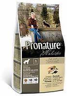 Pronature Holistic (Пронатюр Холистик) Dog OCEANIC WHITE FISH and WILD RICE - корм для собак от 7 лет, 2.72кг