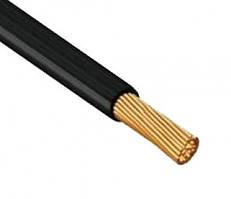 Провод ПВ 3  2,5 черный энерго