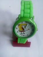 Часы наручные детские (губка Боб)