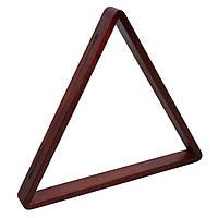 Треугольник Венеция дуб махагон 68 мм
