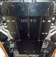 Защита двигателя Кольчуга для Volkswagen Touareg 2010- Сталь 2 мм.