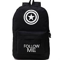 """Стильный рюкзак """"Follow me"""""""