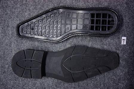 Подошва для обуви мужская 418 р.41-42,44-45, фото 2
