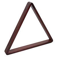 Треугольник Венеция дуб коричневый 68мм