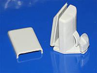Нижний направляющий крючок для стеклянных дверей душевой кабины K-1