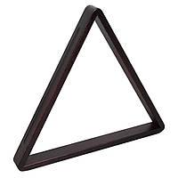 Треугольник Венеция дуб темно-коричневый 68мм