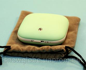 Аккумулятор - грелка PowerBank Jewelry Box Бирюзовый