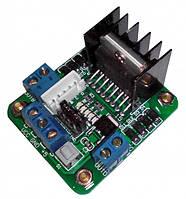 Драйвер шагового двигателя и двигателя постоянного тока L298N для Arduino