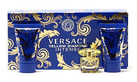 VERSACE YELLOW DIAMOND INTENSE set L (edp 5 ml + 25 s\g +25 b\l )