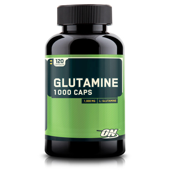 Optimum Nutrition Glutamine 1000 120 caps