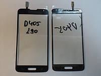 Сенсор LG D405 D415 Optimus L90 Black orig