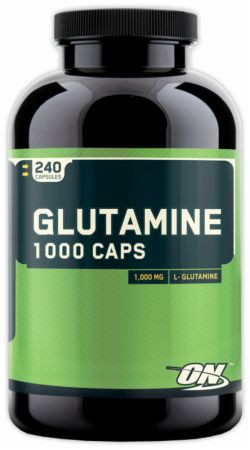 Optimum Nutrition Glutamine 1000 240 caps