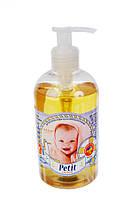 """Жидкое детское мыло """"Petit savon"""" на натуральной основе для рук и тела, 330мл, Jardin Cosmetics"""