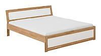 Кровать из массива дерева 074