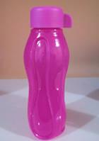 Эко-бутылка мини (310 мл),в малиновом  цвете,Тапервер