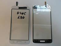 Сенсор LG D405 D415 Optimus L90 White orig