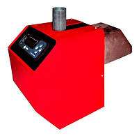 Пеллетная горелка Roda RPB-95s с автоматической очисткой и шнеком (20-95 кВт)