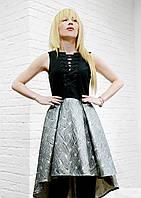 Женское платье с хвостом Tenqs